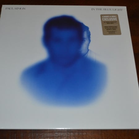 Paul Simon - In The Blue Light - Vinyl