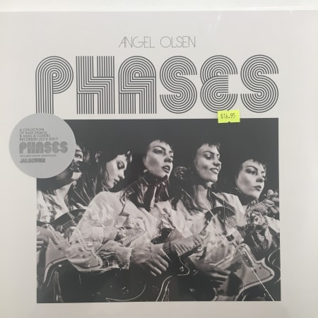 Image of Angel Olsen - Phases - Vinyl - 1 of 2