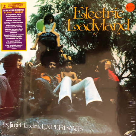 The Jimi Hendrix Experience - Electric Ladyland - Vinyl
