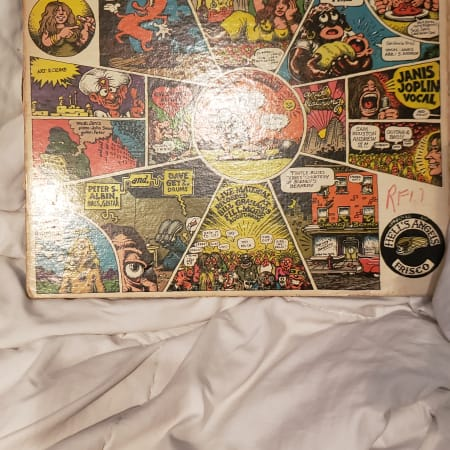 Big Brother & The Holding Company - Cheap Thrills - Vinyl