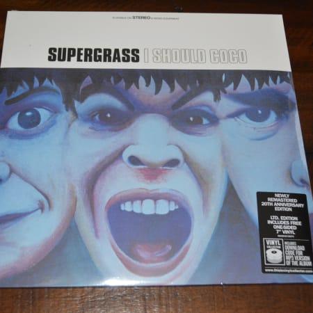 Supergrass - I Should Coco - Vinyl