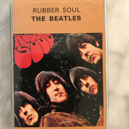 The Beatles - Rubber Soul - Cassette