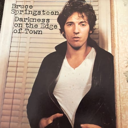Bruce Springsteen - Darkness On The Edge Of Town - Vinyl