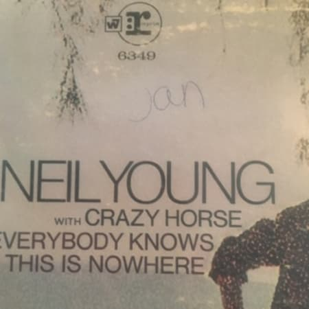 Image of Neil Young & Crazy Horse - Everybody Knows This Is Nowhere - Vinyl - 1 of 1