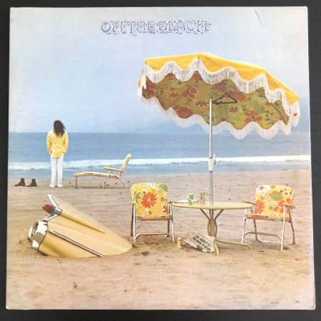 Neil Young - On The Beach - Vinyl