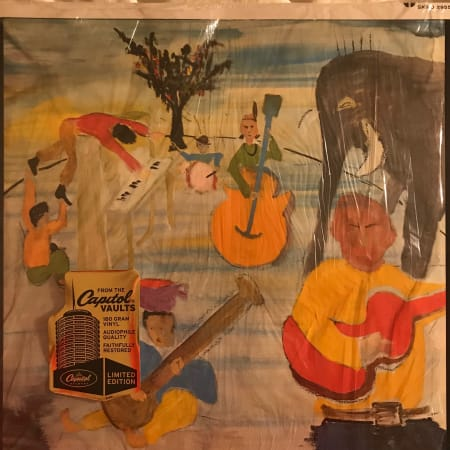 The Band - Music From Big Pink - Vinyl