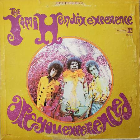 The Jimi Hendrix Experience - Are You Experienced? - Vinyl