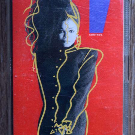 Janet Jackson - Control - Cassette