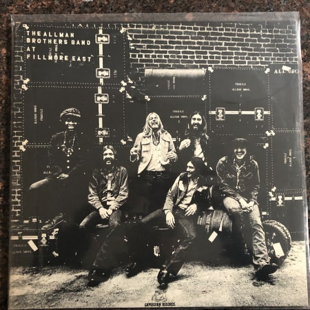 The Allman Brothers Band - The Allman Brothers Band At Fillmore East - Vinyl