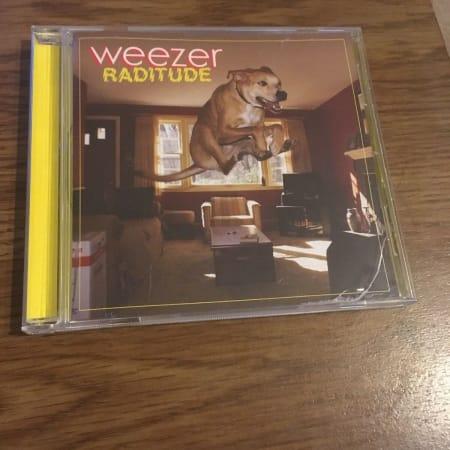 Weezer - Raditude - CD