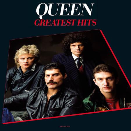 Image of Queen - Greatest Hits - Vinyl - 1 of 2