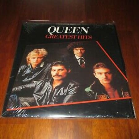 Image of Queen - Greatest Hits - Vinyl - 1 of 1