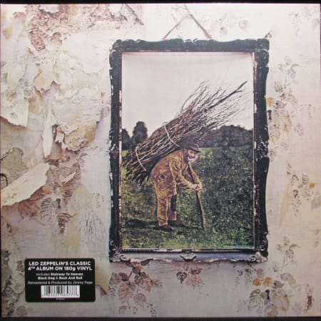 Led Zeppelin - Untitled  - Vinyl