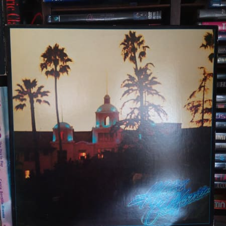 Eagles - Hotel California - Vinyl