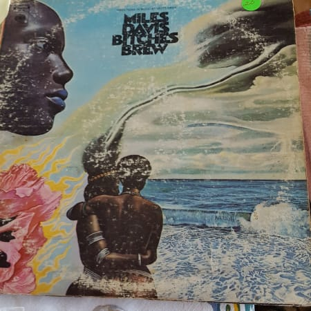 Miles Davis - Bitches Brew - Vinyl