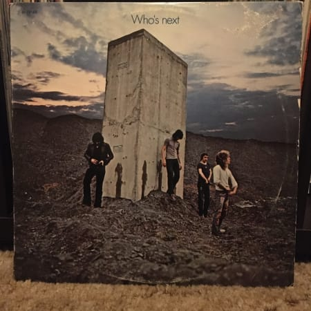 The Who - Who's Next - Vinyl