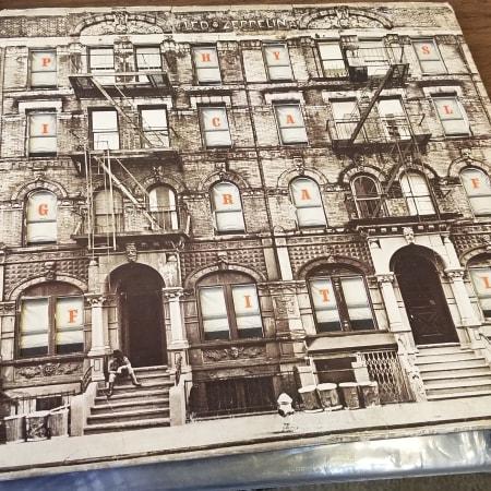 Image of Led Zeppelin - Physical Graffiti - Vinyl - 1 of 2