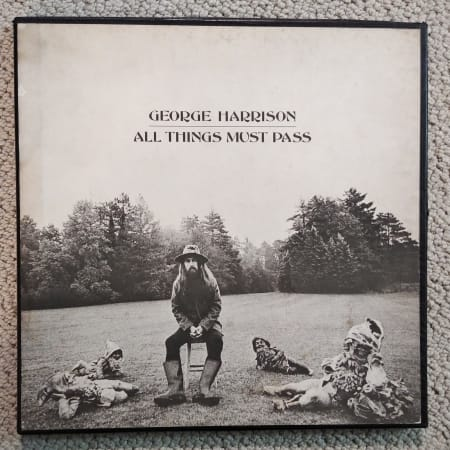 George Harrison - All Things Must Pass - Vinyl
