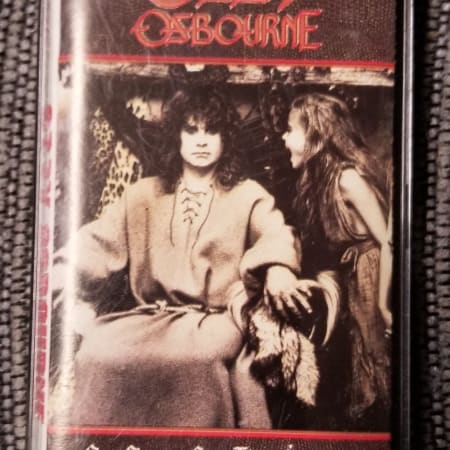 Ozzy Osbourne - No Rest For The Wicked - Cassette