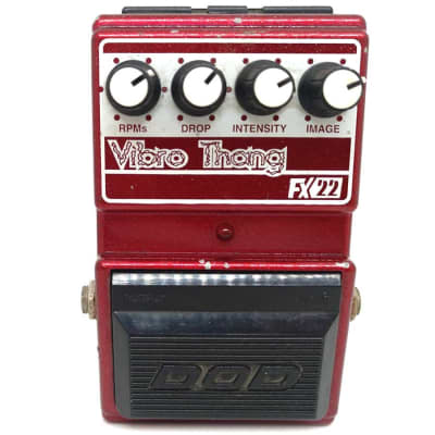 DOD Vibro Thang FX22 Used for sale