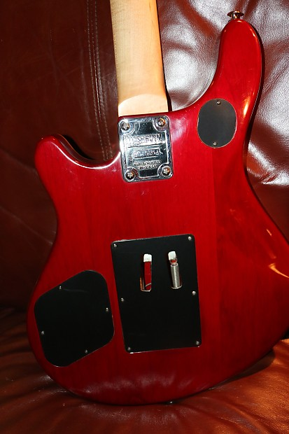 Washburn BT 10 Trans RED | Ted's Gear Depot on