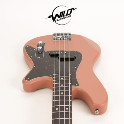 WILD CUSTOMS 2020 Press Bass Coral Pink for sale