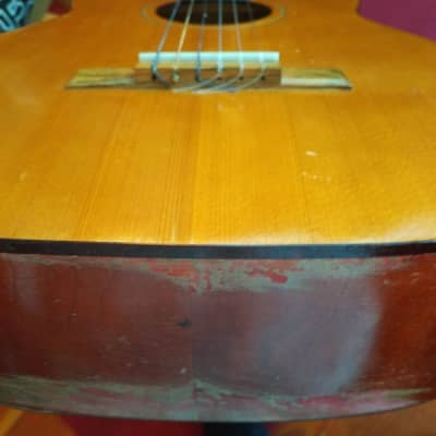 Harmony Mode l #  179  Classical Guitar 1960's wood for sale