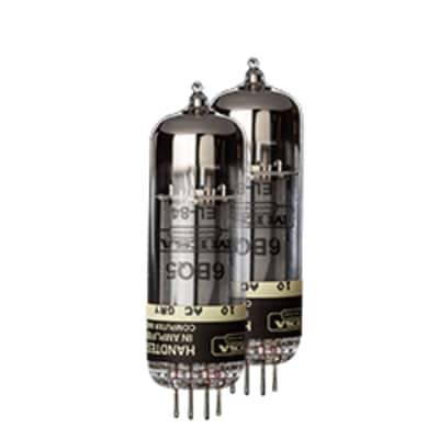 Mesa Boogie EL84/6BQ5-DUET EL84/6BQ5 Russian Duet Pair of Russian EL84 Power Vacuum Tubes