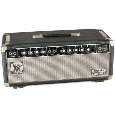 Music Man Sixty-Five 2-Channel 65-Watt Guitar Amp Head 1974 - 1979