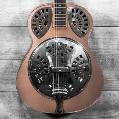 Liberty Copperhead Resonator Guitar USED for sale