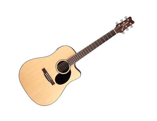takamine jasmine dreadnought acoustic electric guitar reverb. Black Bedroom Furniture Sets. Home Design Ideas