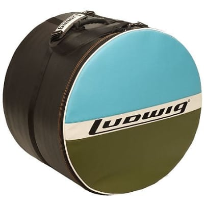 """Ludwig LX20BO Atlas Classic 14x20"""" Bass Drum Bag"""