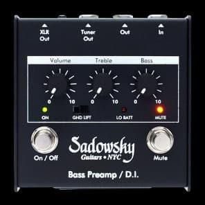 Sadowsky SBP-1 Bass Preamp/DI