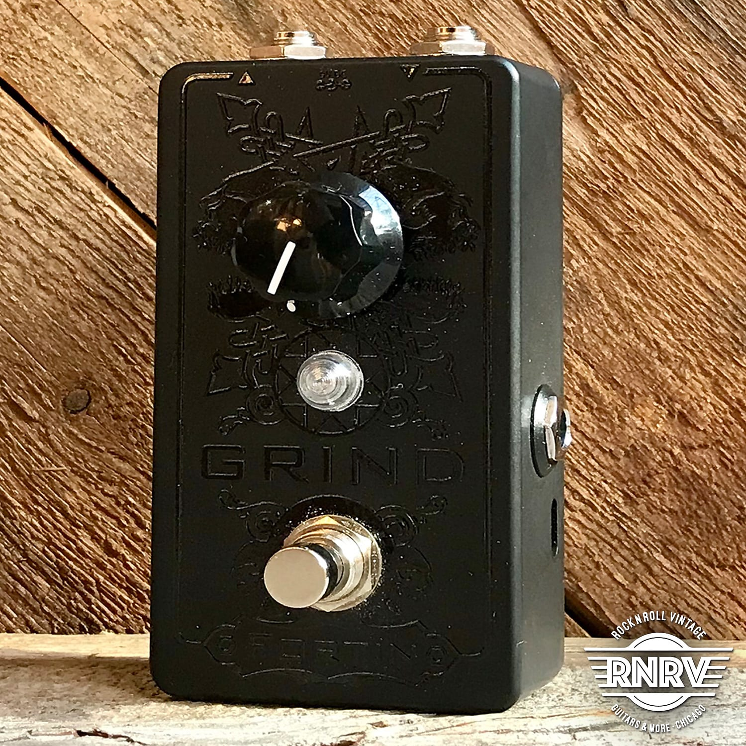 Fortin Amplification Grind BlackOut