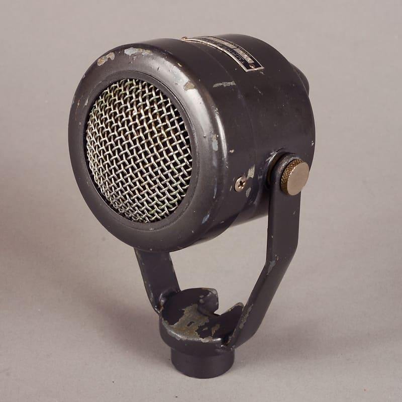 turner dynamic microphone model 999 50 39 s 60 39 s grey reverb. Black Bedroom Furniture Sets. Home Design Ideas