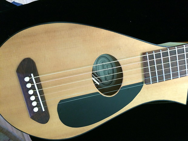 Vagabond The Original And Best Travel Guitar Reverb