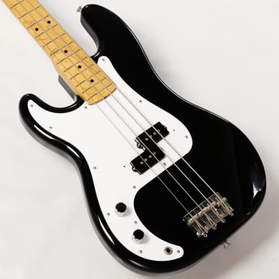 Fender Japan PB57 Left Hand Black Black Precision Bass Lefty Left Handed - Free Shipping*