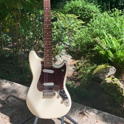 Fender Cyclone - Aspen White - Callaham + Hipshot upgrades for sale