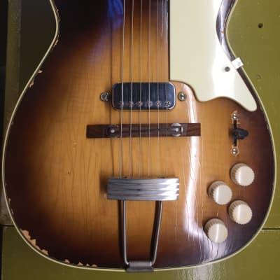 Kay Barney Kessel Pro K 172-S 1954 Sunburst