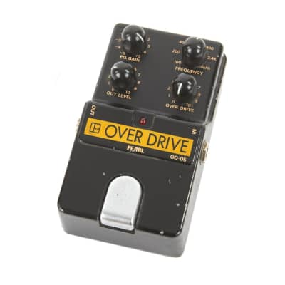 Used Pearl OD-05 Overdrive Effects Pedal for sale
