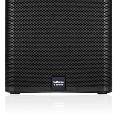 Open Box - QSC E118sw, 18 inches Externally Powered Loud Speakers, Live Sound Reinforcement Subwoofer - Black