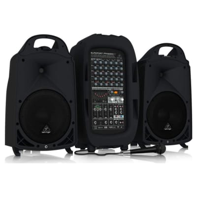 Behringer Europort 2000W 8-Channel Bluetooth Personal PA System