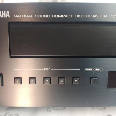 Yamaha CD-C600 5 Disc CD Changer Player