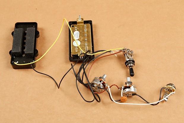 fender blacktop jazzmaster complete wiring harness 2012