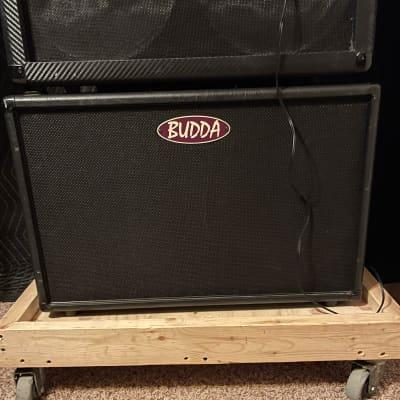 Budda Budda 212, 2 x 12 Speaker & Cabinet BRS-08400 2010 Black & Purple for sale