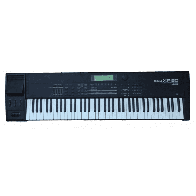 Roland XP-80 76-Key 64-Voice Music Workstation Keyboard