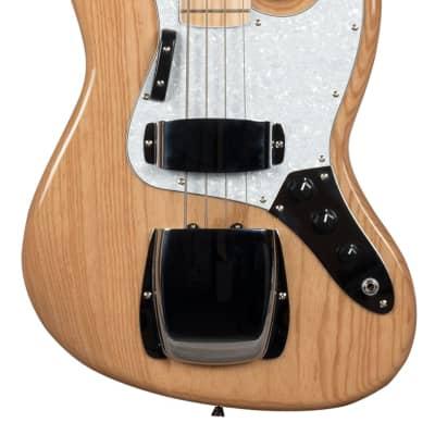 Revelation RBJ-67 DLX Jazz Bass - Natural for sale