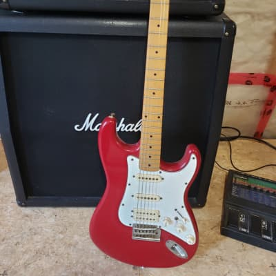 Mako LKS-3 1980s Red for sale
