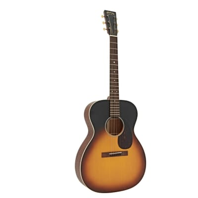 Martin 17 Series 000-17E Auditorium Acoustic-Electric Guitar Whiskey Sunset