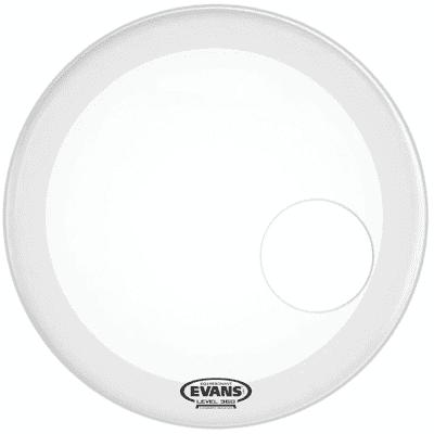"Evans BD26EMADONX EMAD Onyx Bass Drum Head - 26"""